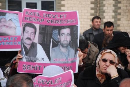 geverdeki katliam dort bir yanda protesto edildi
