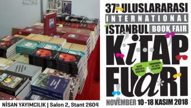 Photo of TÜYAP Kitap Fuarı 10-18 Kasım'da kitapseverler için İstanbul'da açılıyor!