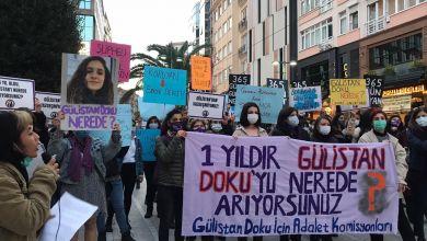 Photo of İstanbul | Kadınlar haykırdı: Gülistan Doku nerede diye sormaya devam edeceğiz!
