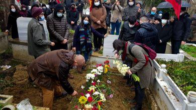 Photo of Vefa Serdar şiirler, türküler ve sloganlarla son yolculuğuna uğurlandı