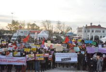 Photo of Üniversite öğrencileri Kadıköy'den haykırdı: Vazgeçmiyoruz!