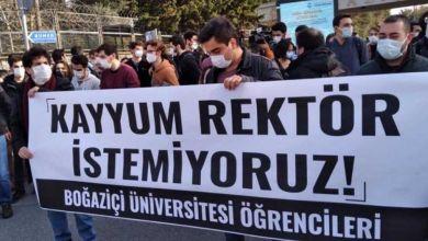 Photo of Boğaziçi Dayanışması: Kayyum okulumuzda görevine fiilen başlayamamıştır !